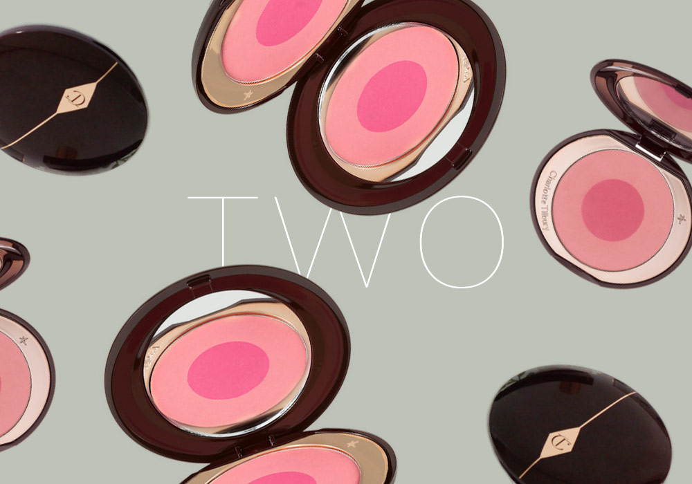Charlotte Tilbury Cheek to Chic in Love is a Drug