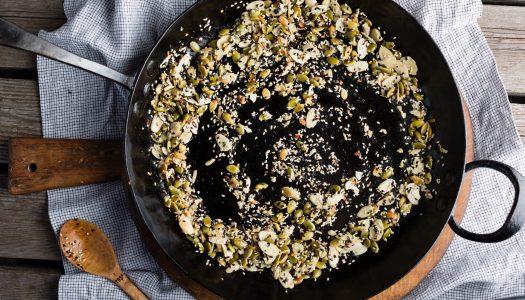 My most favorite Mediteranian salad seeds
